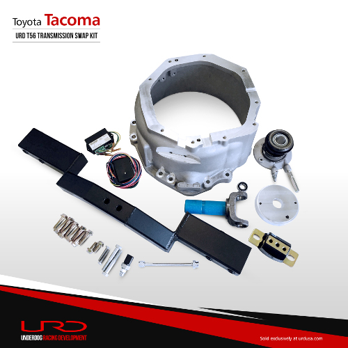 URD Tacoma T56 Transmission Swap Kit