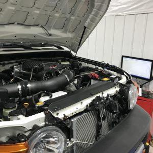 Rotrex C38R-112 Supercharger - Underdog Racing Development