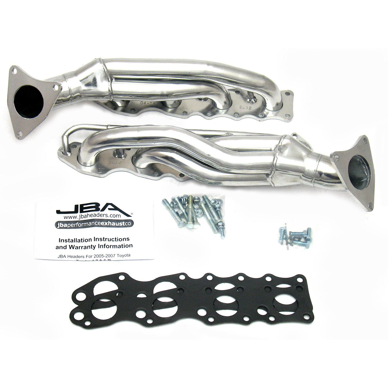 2008 Toyota Sequoia Transmission: JBA Header, Tundra 07+, Sequoia 08+, 5.7L V8 SILVER