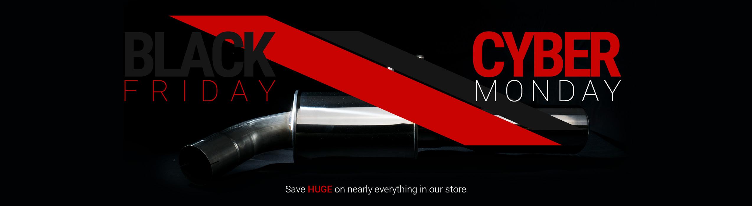 Black Friday - Cyber Monday, save BIG at URD
